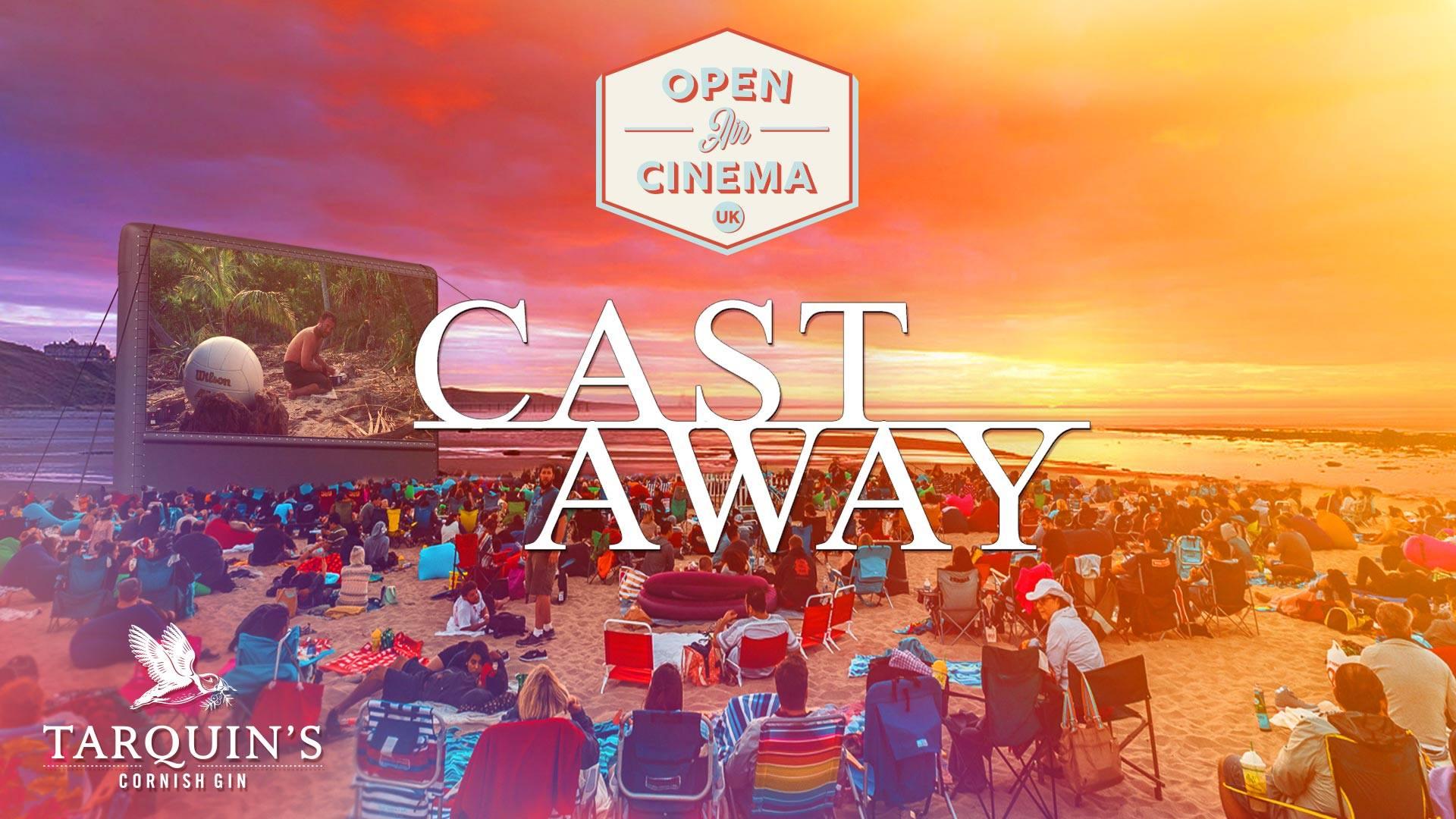 Cinema on the beach