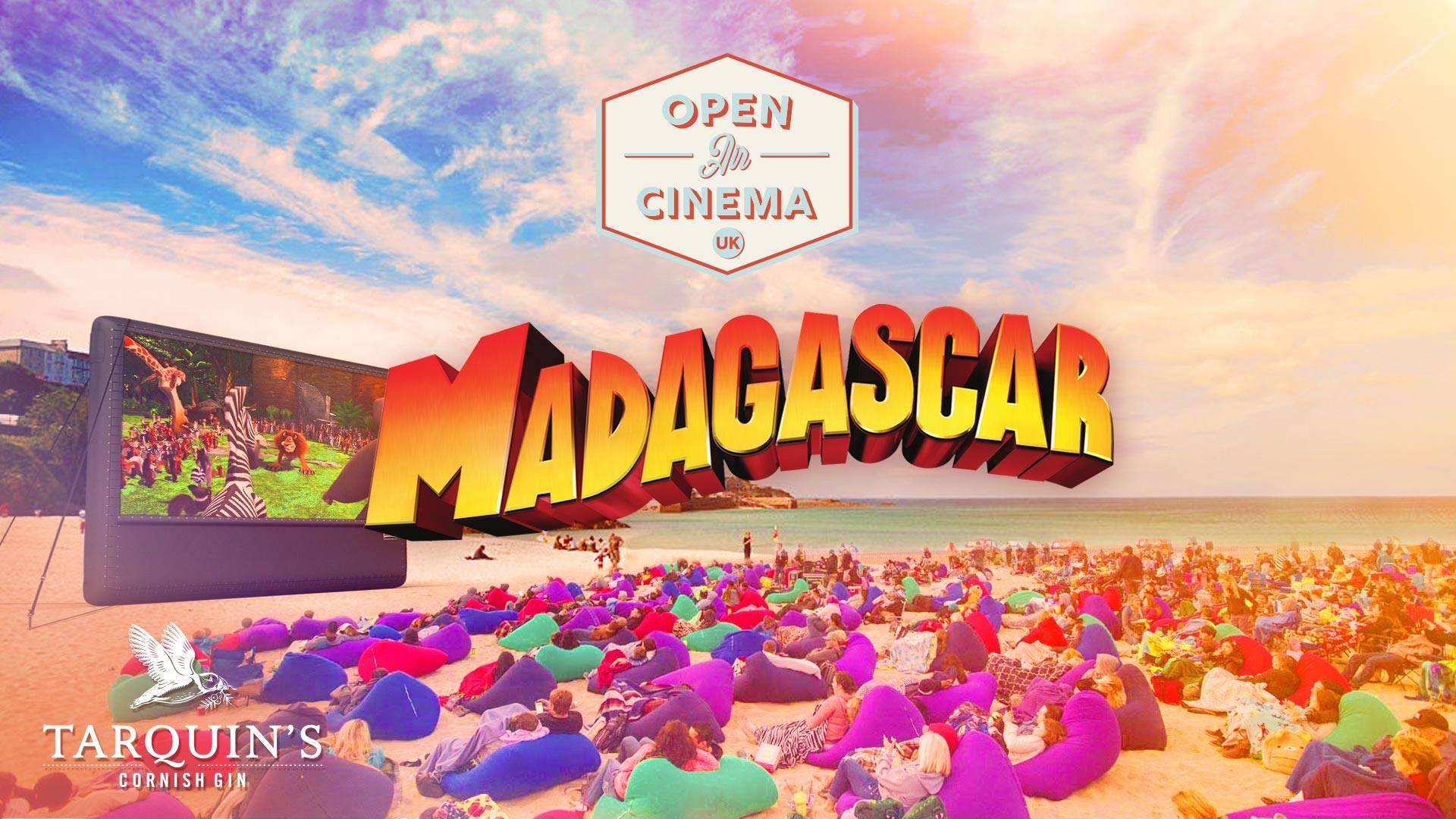 Tarquin's Present: Madagascar at Porthminster Beach