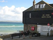 Arts Club St Ives