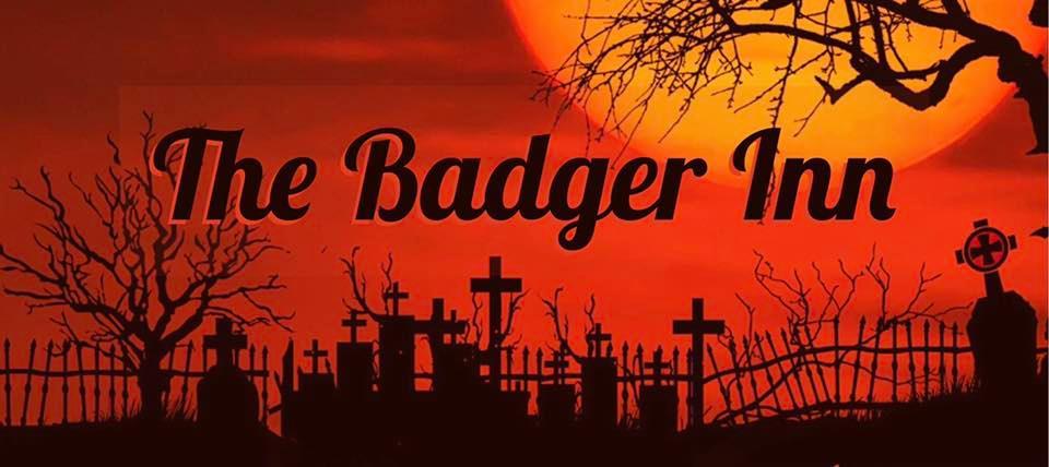 Badger Inn Halloween