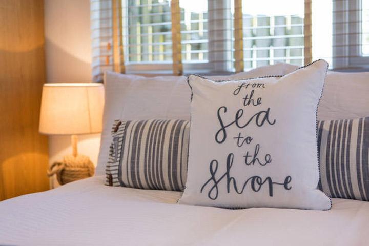 The Lighthouse - East Virgin Row Bed Cushions