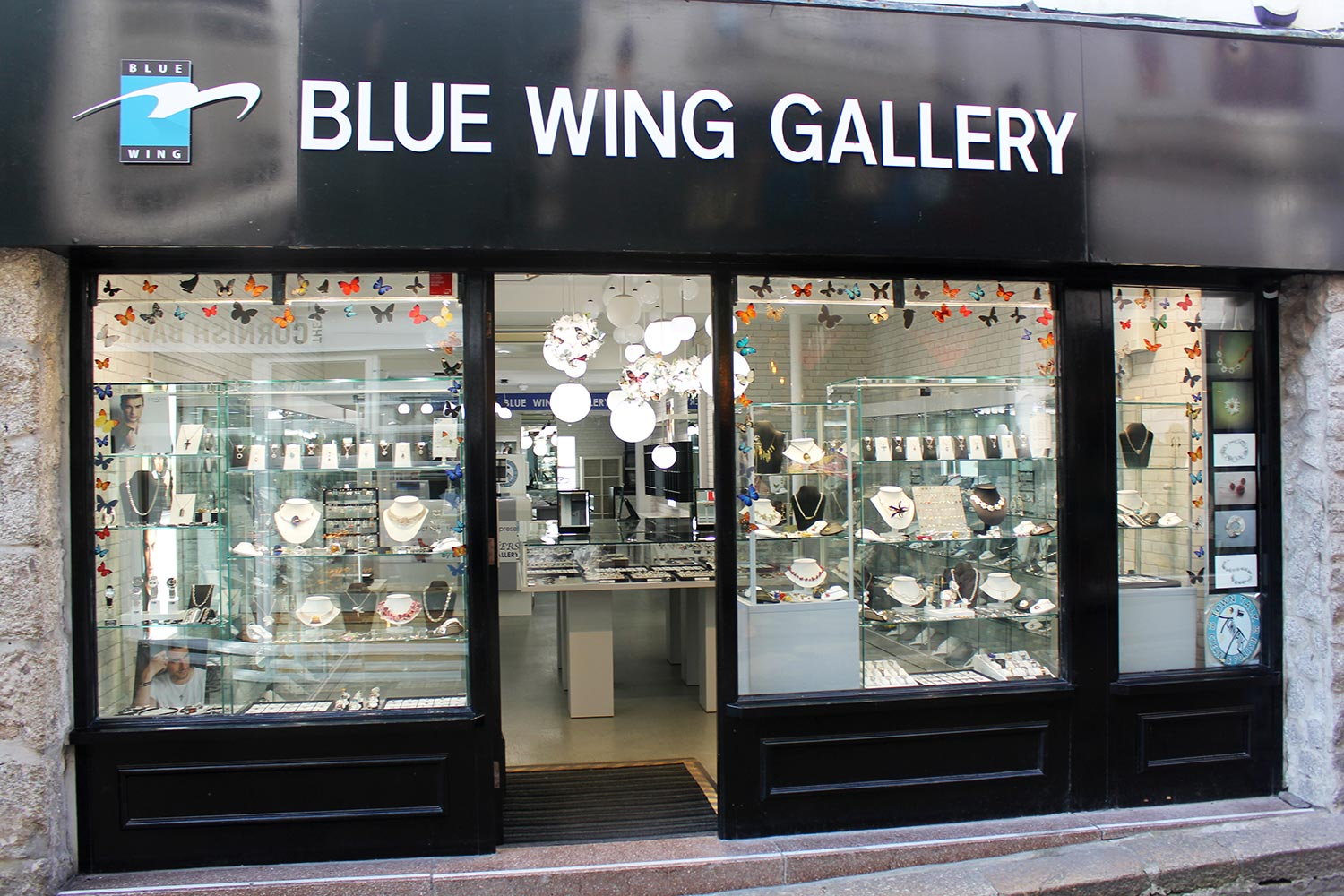 Blue Wing Gallery
