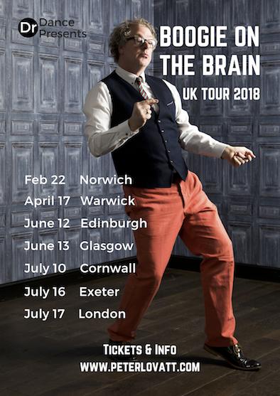 Boogie On The Brain