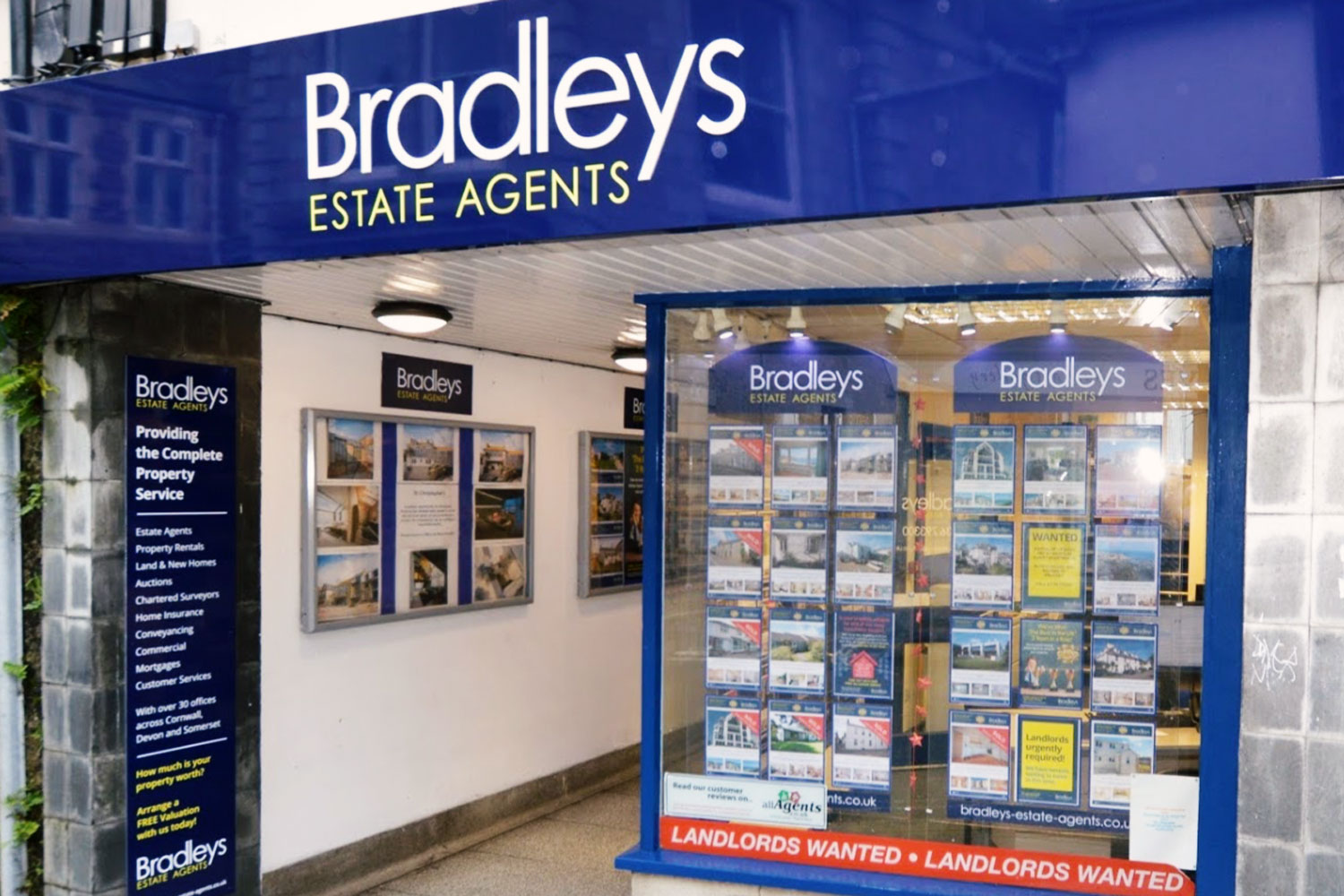Bradleys Estate Agent