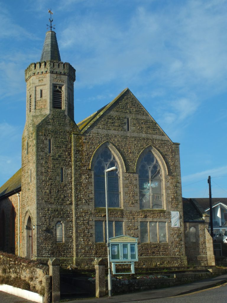 Carbis Bay Church