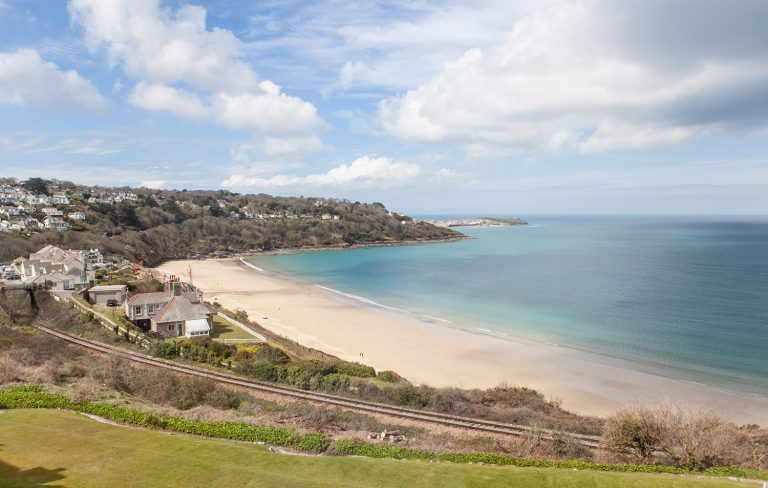 Carbis Bay Beach St Ives Bay
