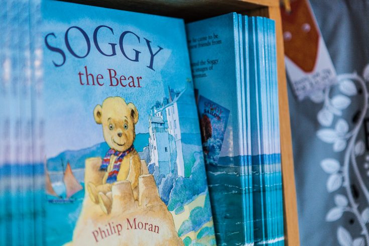 Childrens Literature Soggy The Bear 1500
