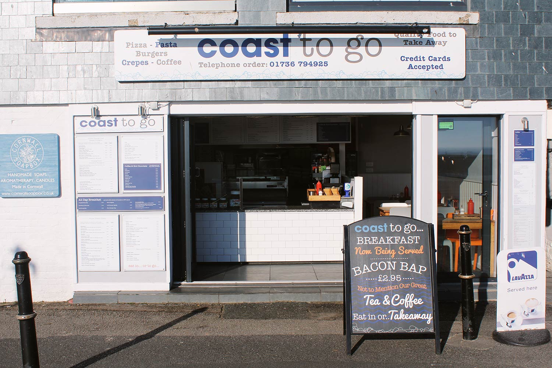 Coast To Go exterior