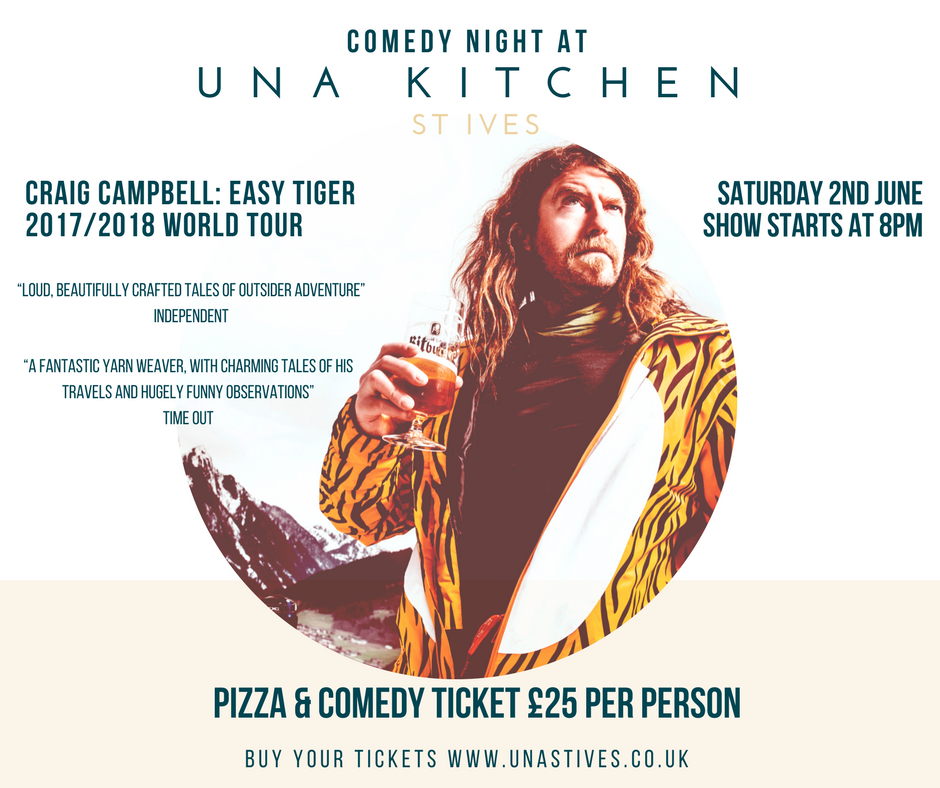Copy Of Comedy Night June