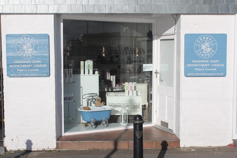 Cornwall Soapbox