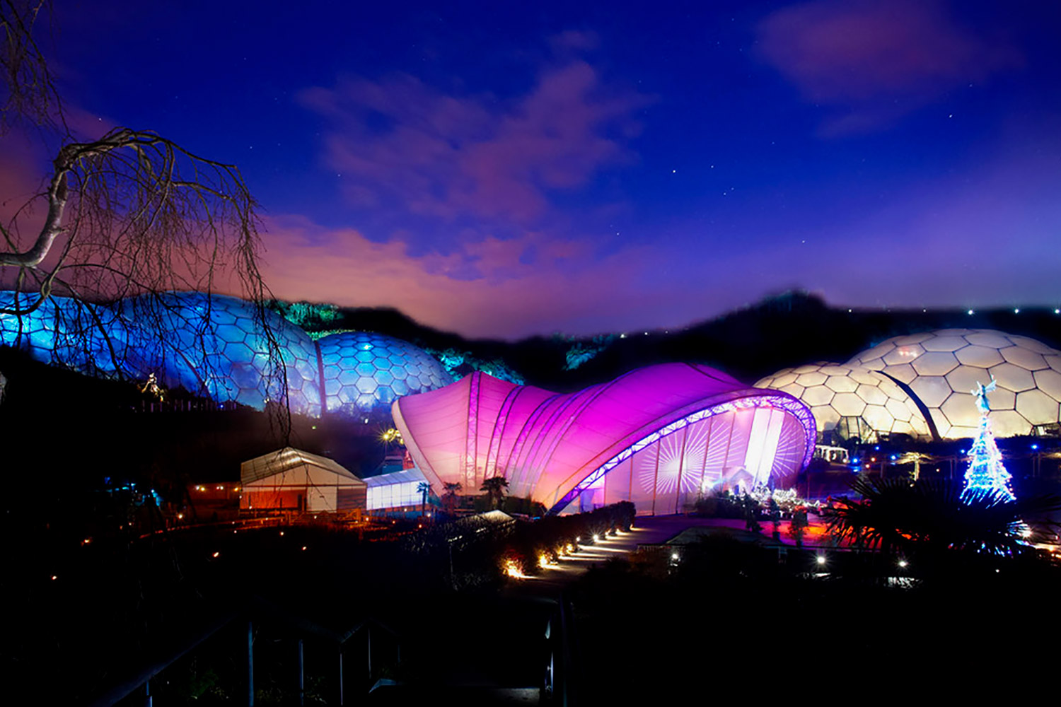 Eden Project Night