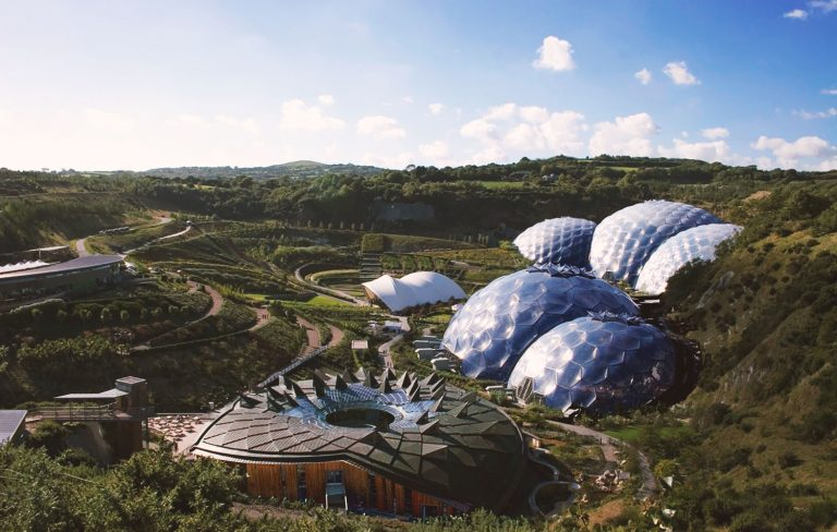 Eden Project View