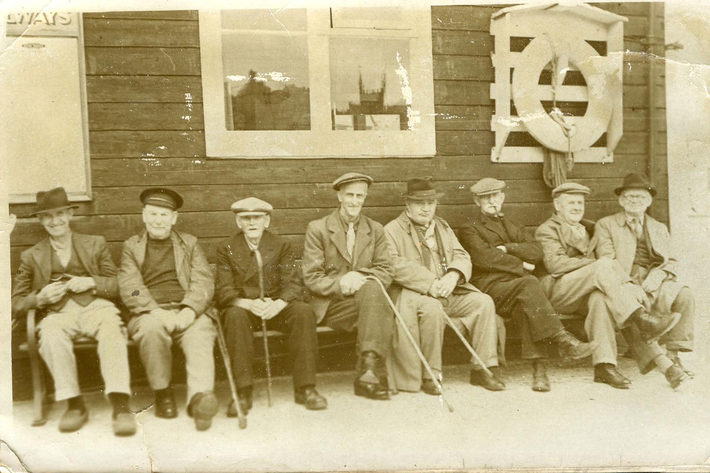 Fishermens Lodges Shore Shelter
