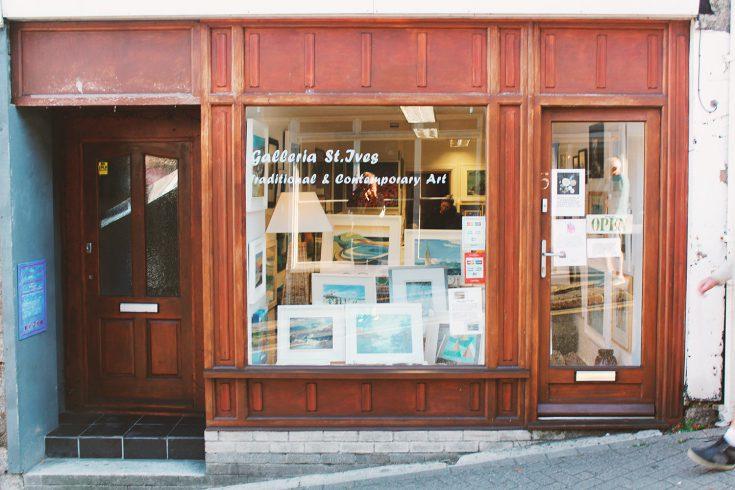 Galleria - St Ives