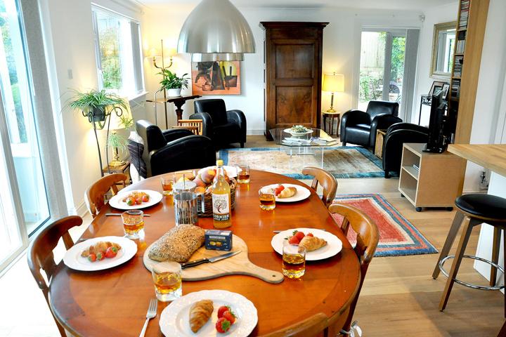 Gwaynten Living Dining