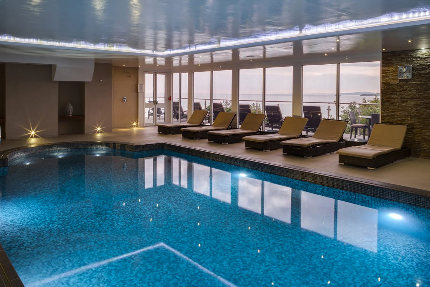 St ives harbour hotel spa st ives cornwall for The ives