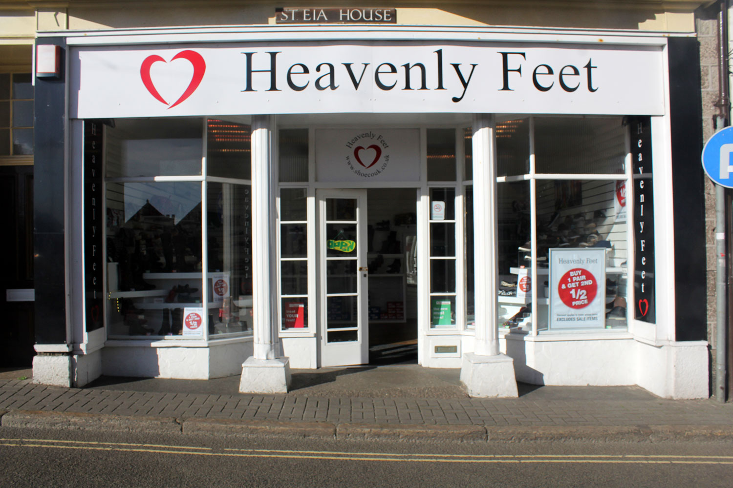 Heavenly Feet
