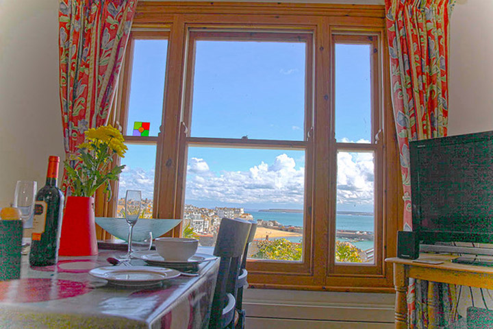 Holiday Accommodation Admiral Cottage St Ives