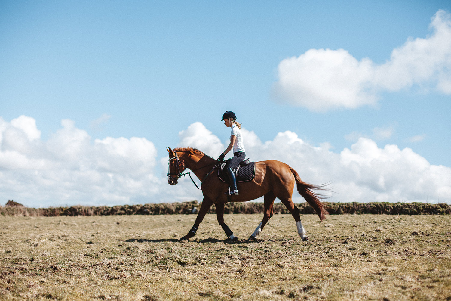 Horse Riding Action Lc 1500