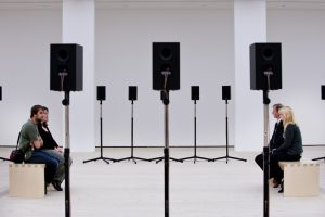 Janet Cardiff Forty Part Motet