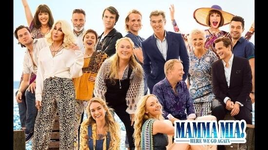 Mamma Mia Show Events Page 2x