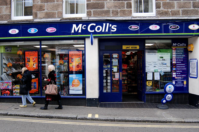 Mccolls