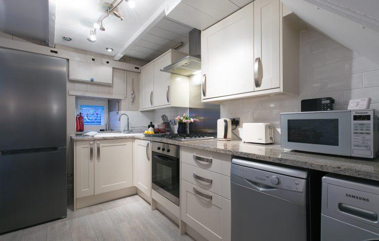 Number One - Nanjivey Row Kitchen
