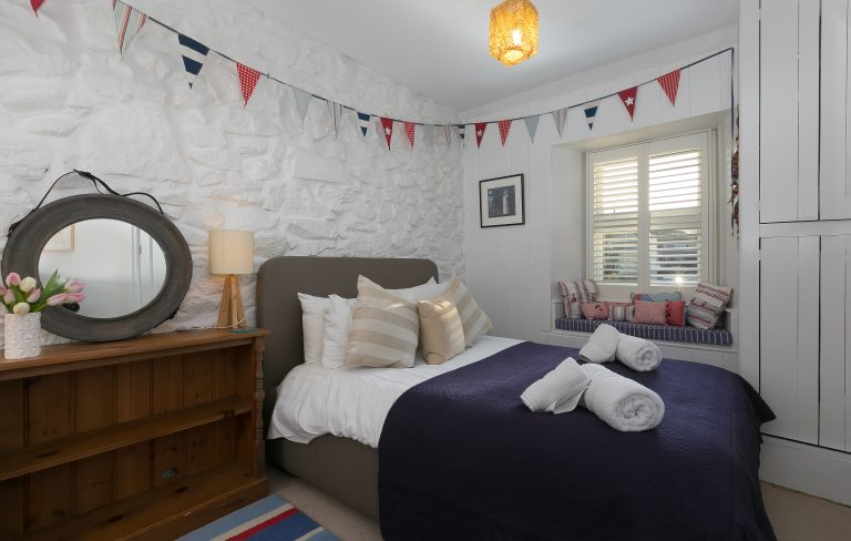 Number One - Nanjivey Row Bedroom