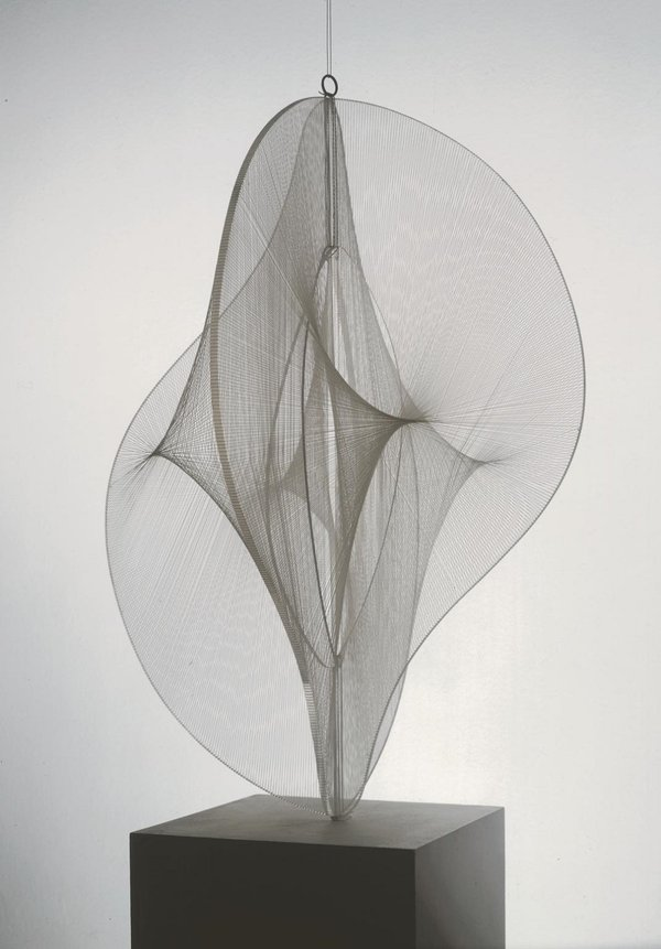 Linear Construction No. 2 1970 1 By Naum Gabo 1890 1977