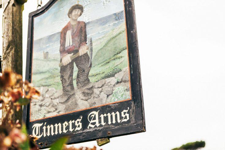 Nick Pumphrey Tinners Arms