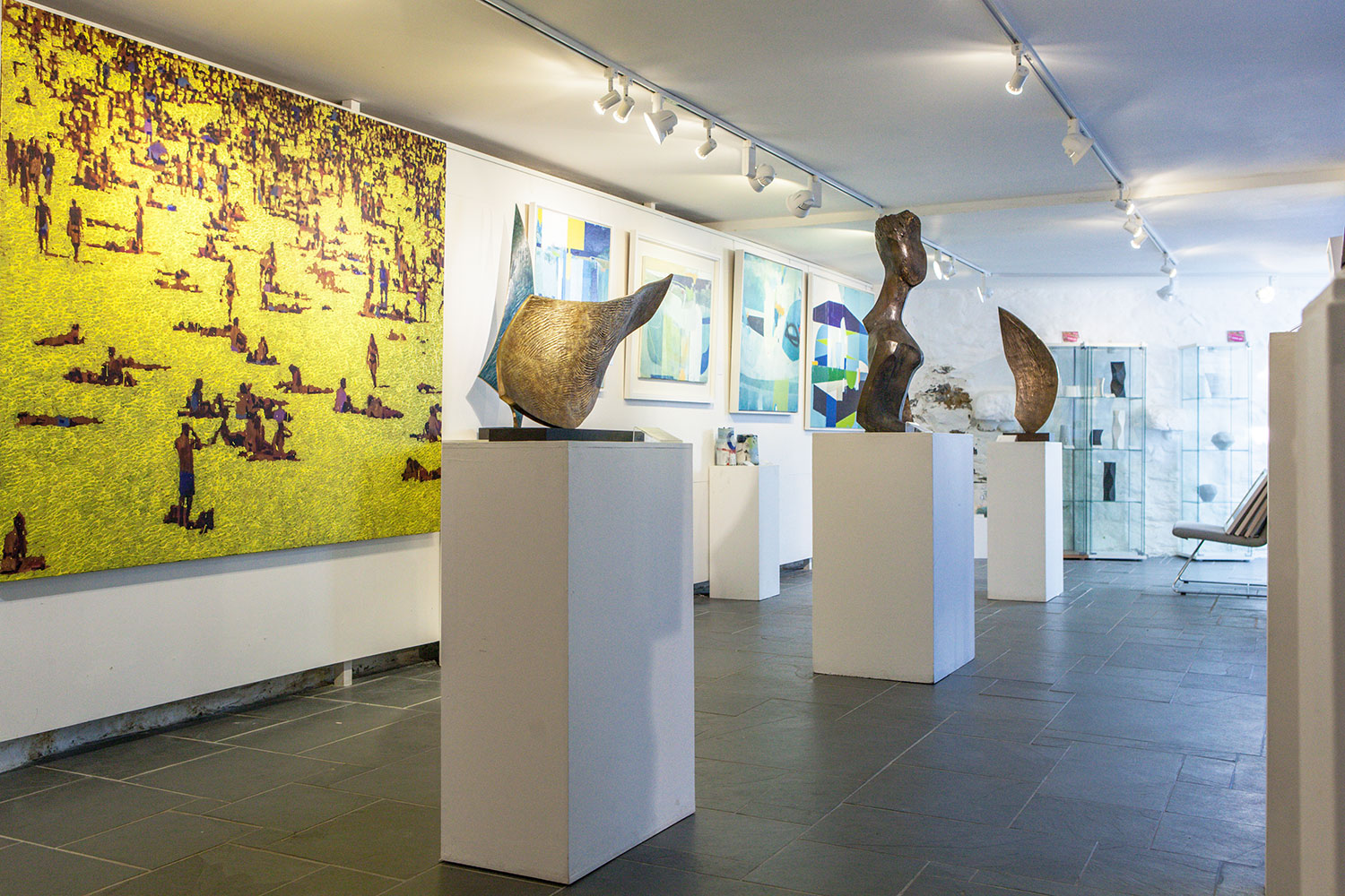 Porthminster Gallery Interior Np