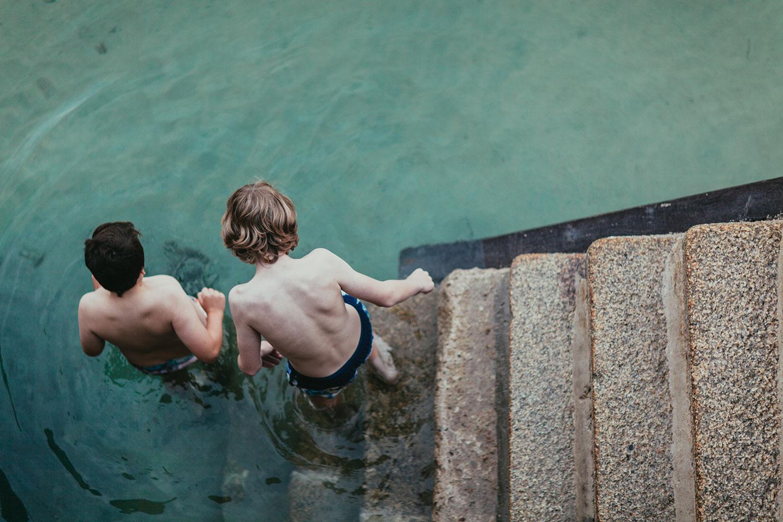 Nick Pumphrey-Sea Swimming 02