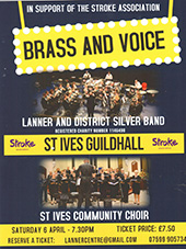 Brass and Voice