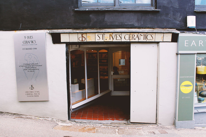 St Ives Ceramics