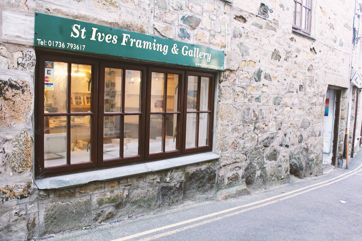St Ives Frame Gallery