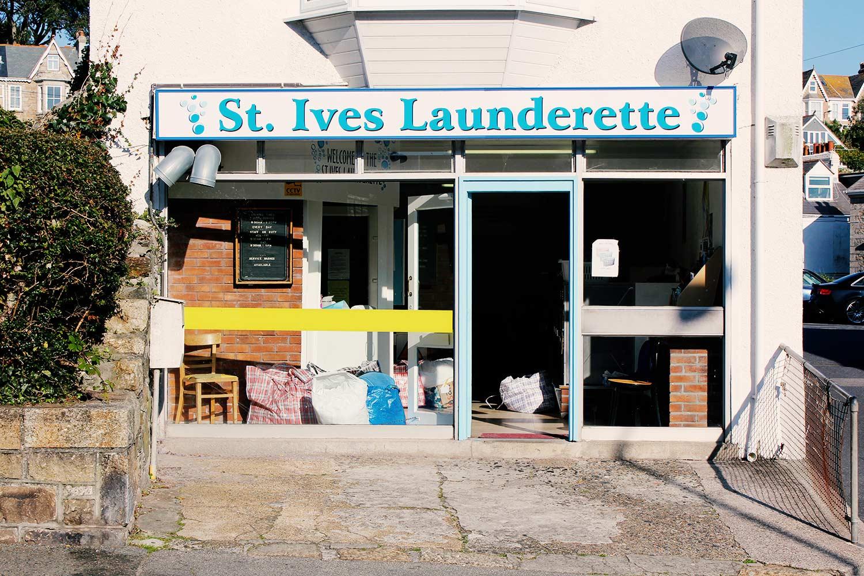 St Ives Laundrette