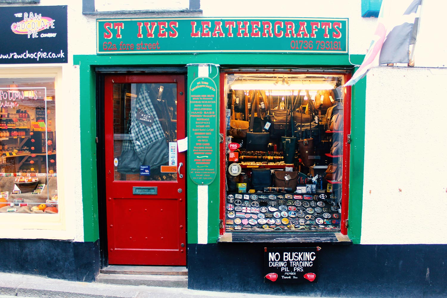 St Ives Leathercrafts