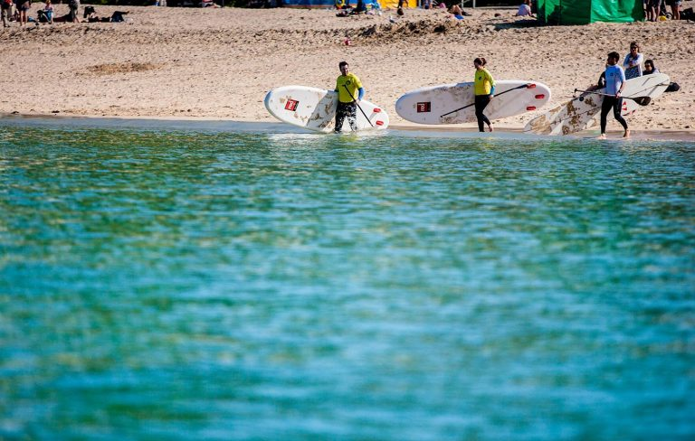 St Ives Surf School Sup
