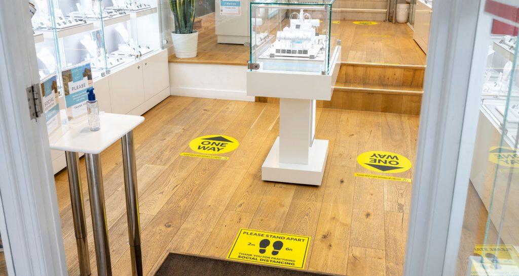 St Ives Shops Silver Origins