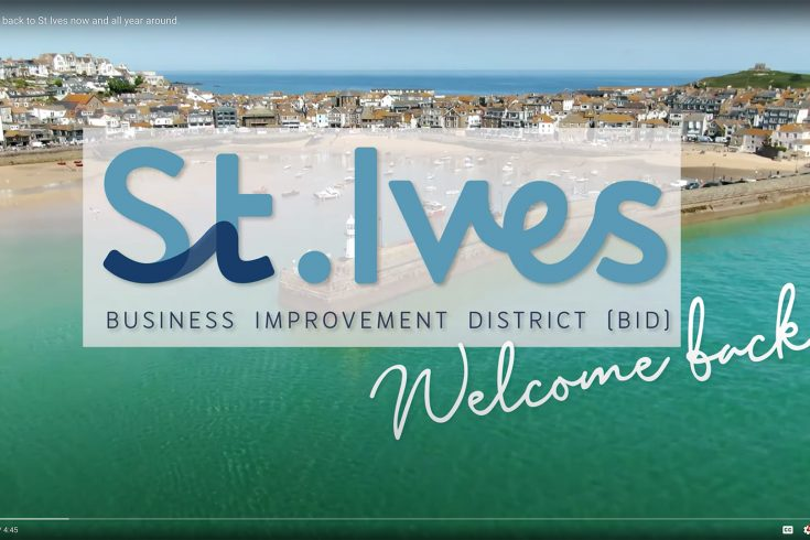 StIvesBID WelcomeBack Screenshot