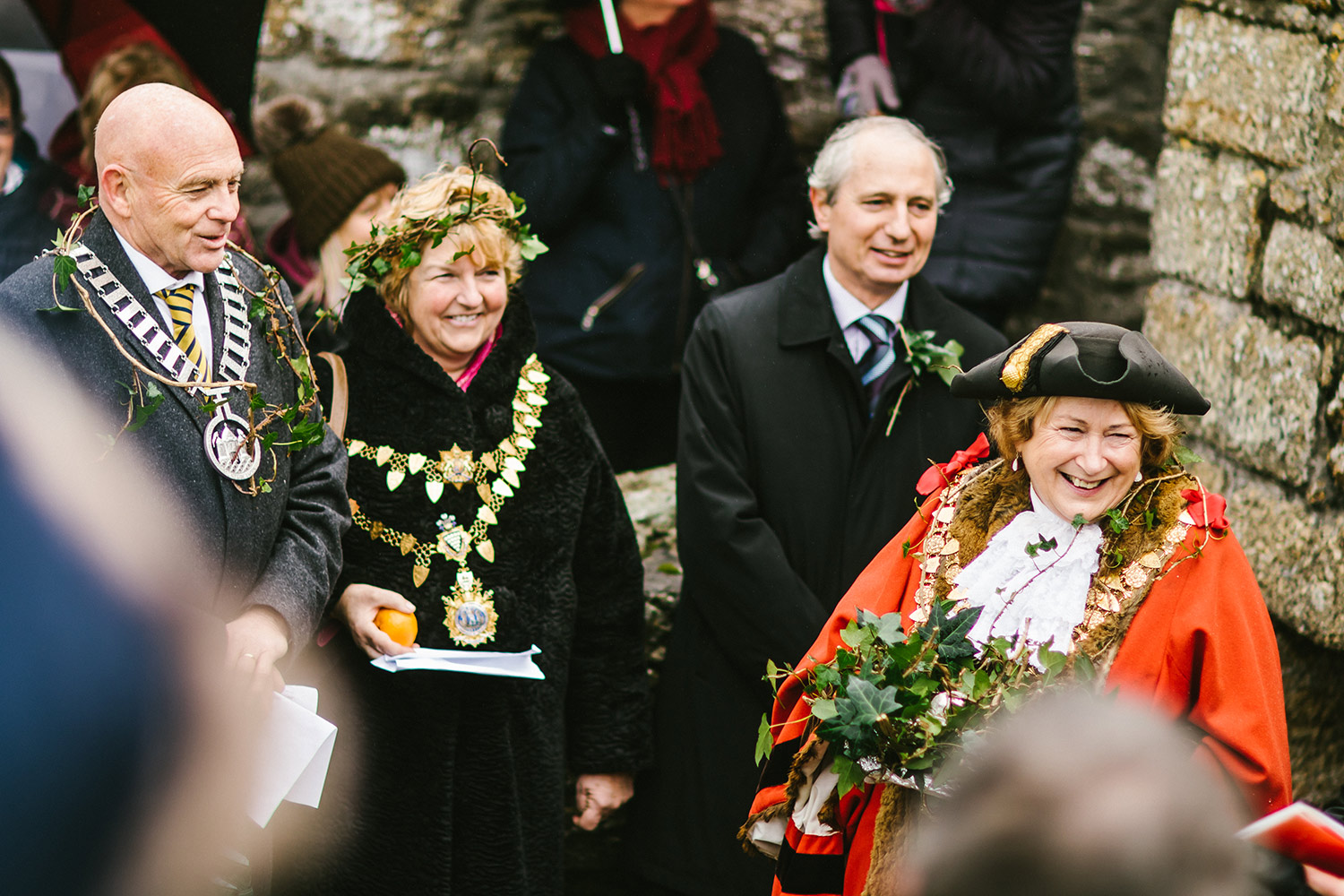 St Ives Feast Day Mayor 1500