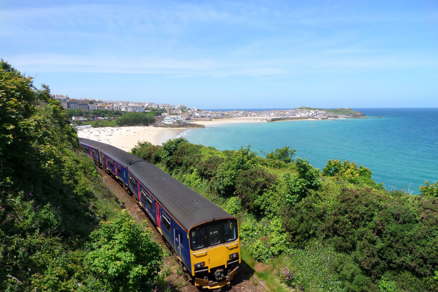 St Ives Great Scenic Railway 1500