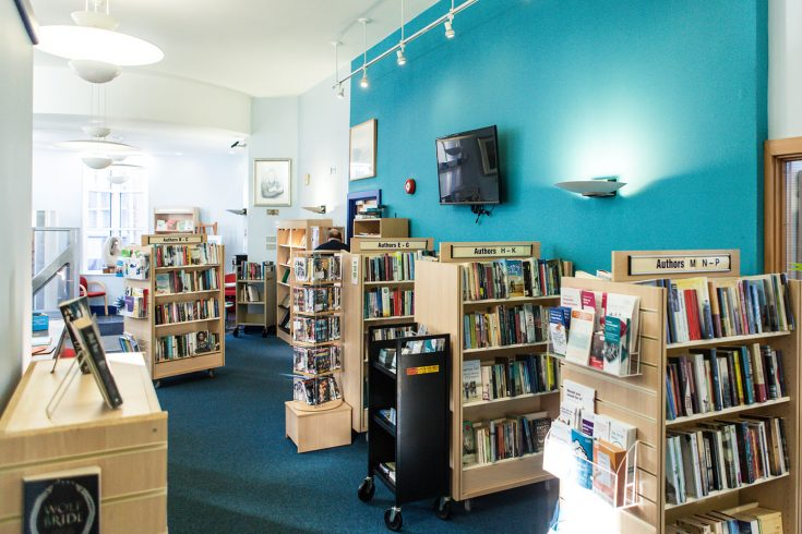 St Ives Library Ground Floor Np Small