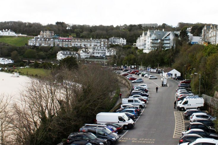 Parking St Ives Cornwall