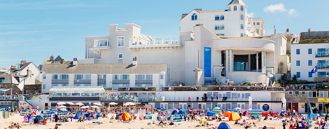 Tate St Ives Exteriors