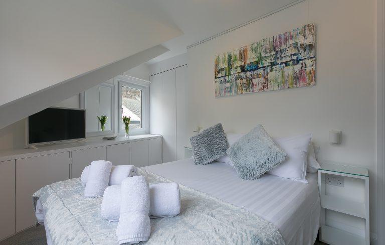 Number Ten - Bedroom