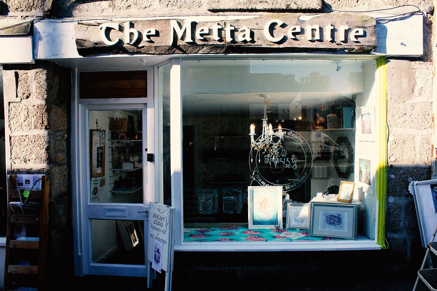 The Metta Centre - St Ives