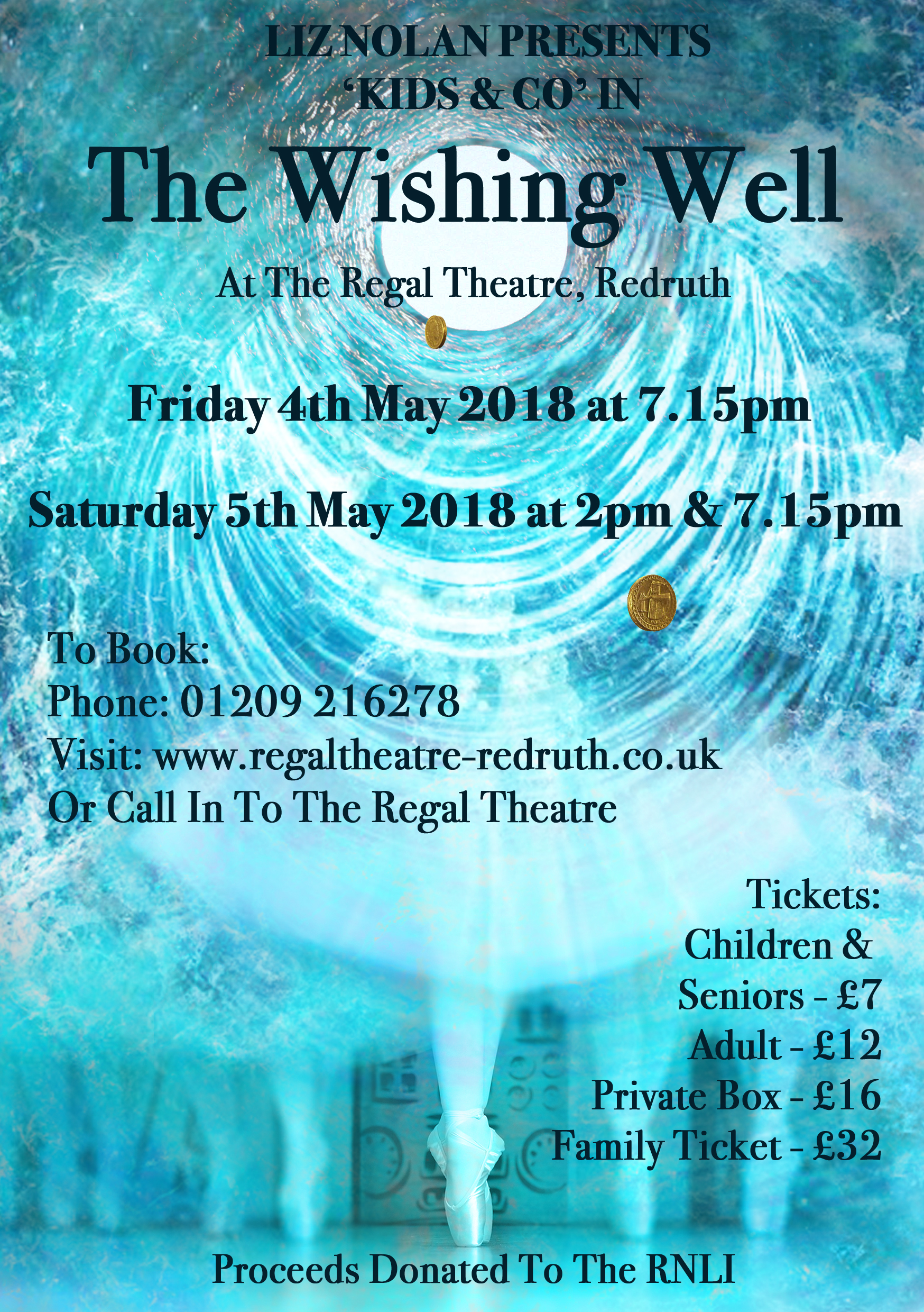 The Wishing Well Flyer 2018 2