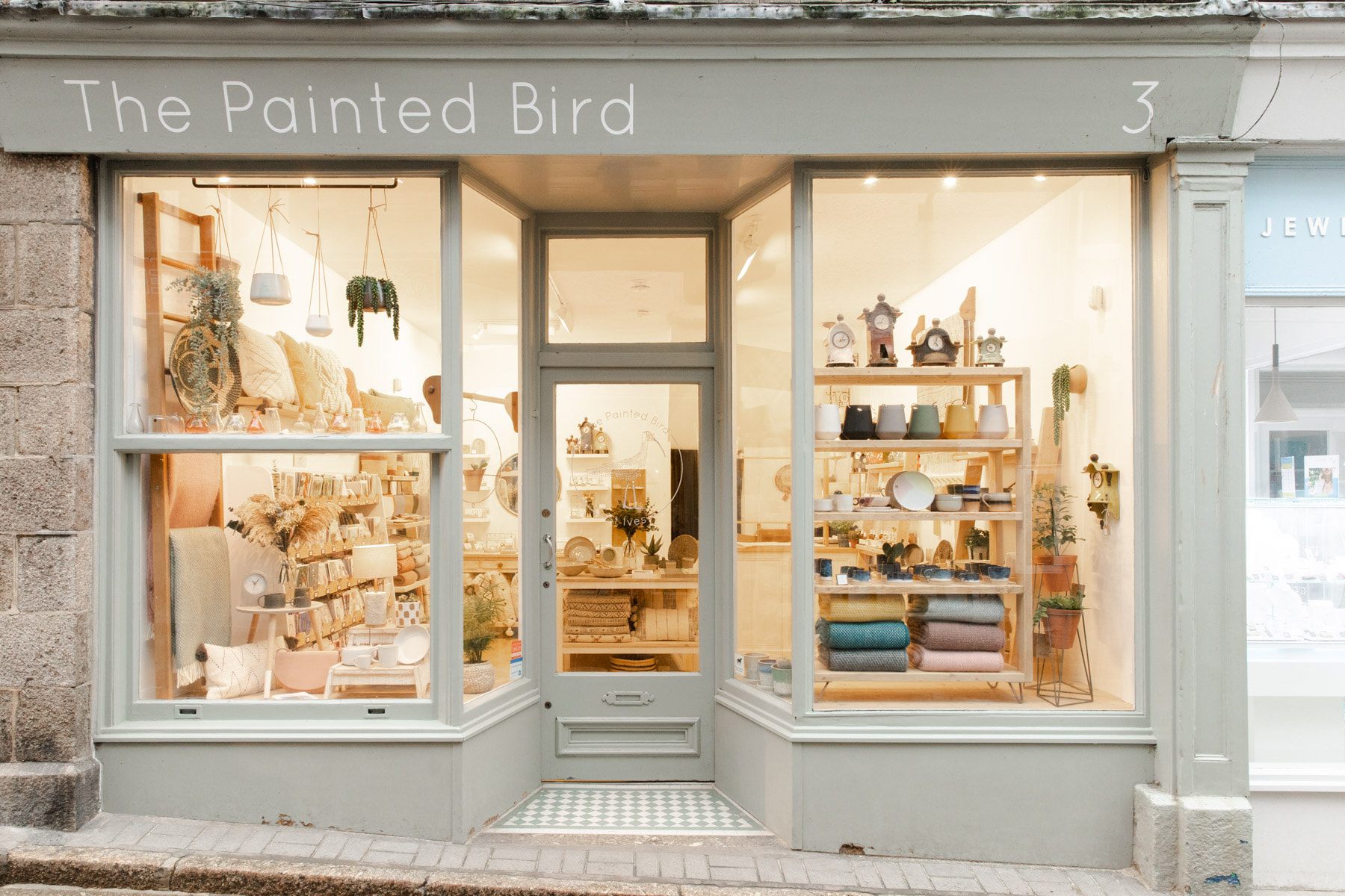 The Painted Bird St Ives