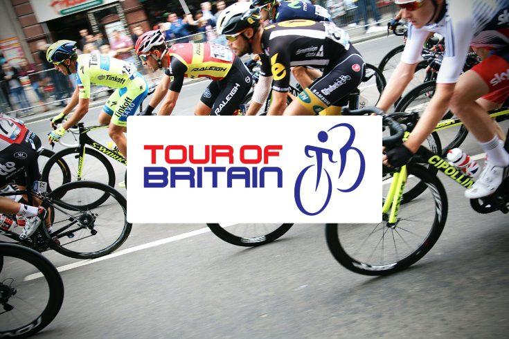 Tour Of Britian Cycling 2021